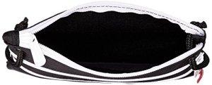 [マンハッタン ポーテージ] サコッシュ 公式 Triple Zipper Pouch-EC TRPL ZIP POUCH-EC BLK/WHT ブラックホワイト