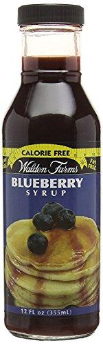 Walden Farms - カロリーの自由なパンケーキシロップのブルーベリー - 12ポンド