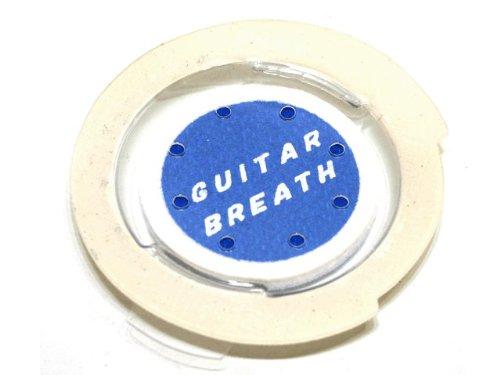 GUITAR BREATH 2 アコギ用湿度保持キャップ 【ギターブレス 2】 【徹底紹介】ギターを湿気から守る対策!湿度を減らしてネック反りやこもった音を防ぐオススメの方法。【ギター・アコギ・クラシックギター・ベース】