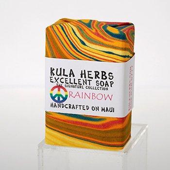 Kula Herbs バスソープ レインボー 4oz(120g)