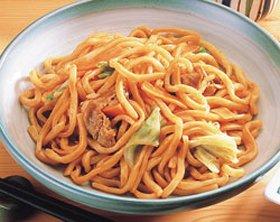 味の素)調理焼うどん(ボイリングパック)5食パック(1食200g)