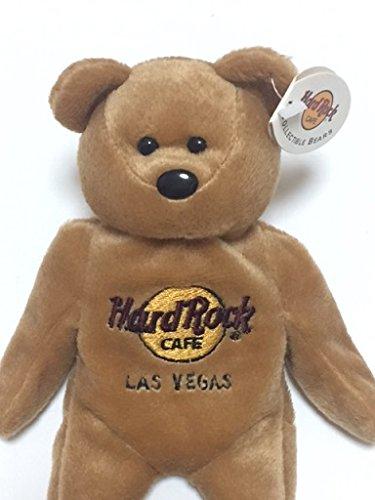 Hard Rock Cafe Isaac Beara 【LAS VEGAS】 Collectible Bear By Hard Rock Cafe International [並行輸入品]