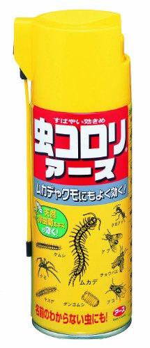 アース製薬 虫コロリアース(エアゾール) 300mL