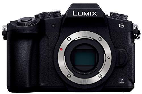 Panasonic ミラーレス一眼カメラ ルミックス G8 ボディ 1600万画素 ブラック DMC-G8-K
