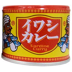 信田缶詰 イワシカレー 190g缶×24個入×(2ケース)