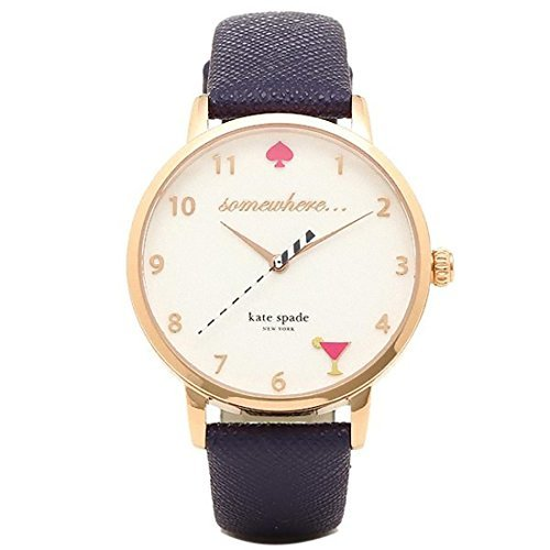 ケイトスペードの腕時計は女子大生に人気