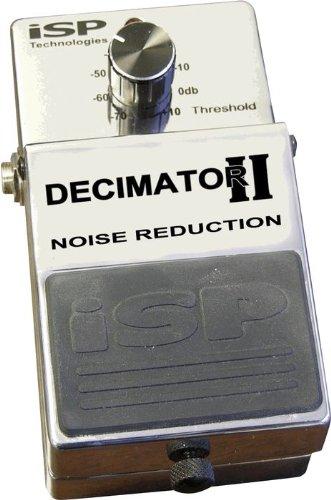 iSP Technologies Decimator II Noise Reduction 並行輸入品 【徹底紹介】Roselia 氷川紗夜(工藤晴香)のエフェクターボード・機材を解析!ツマミ・ノブの位置も分かる!ギターを支える機材の数々を紹介!BanG Dream! #バンドリ! #ロゼリア 【金額一覧】