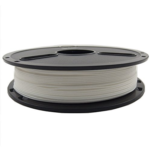 3Dプリンター用フレキシブルフィラメント PolyFlex 1.75mm 白
