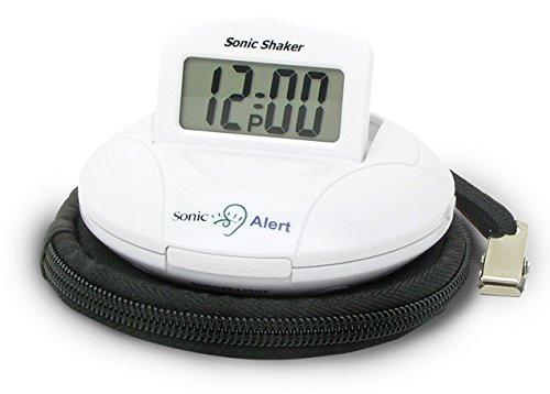 携帯型振動式目覚まし時計 ソニックシェーカ