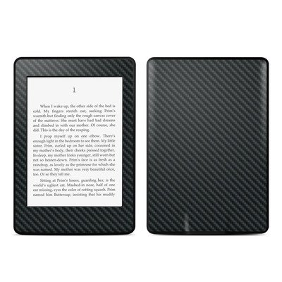 Amazon Kindle Paperwhite スキンシール【Carbon】