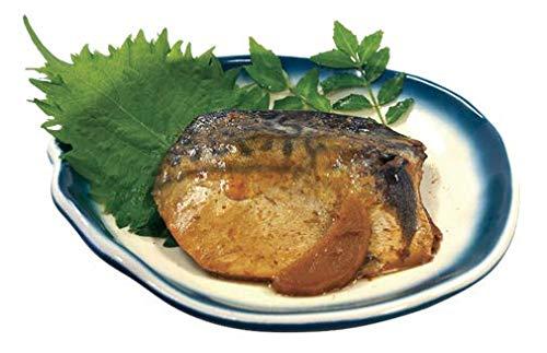 uchipac さばの煮つけ 無添加・無菌・常温保存 賞味期限 260日 約100g×7個