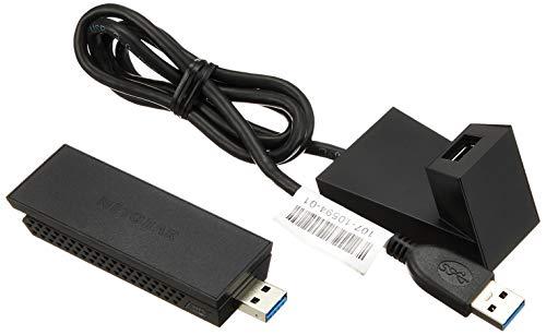 NETGEAR WiFi 無線LAN 子機 アダプター 11ac 867+300Mbps A6210-100JPS