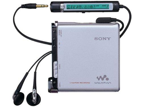 SONY Hi-MD ウォークマン MZ-RH1 S