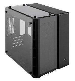 Corsair Crystal 280X -Black- キューブ型PCケース CS7301 CC-9011134-WW