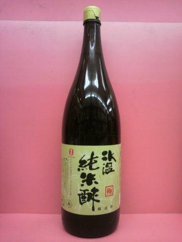 マンネン酢 氷温純米酢 1.8L 1800ml