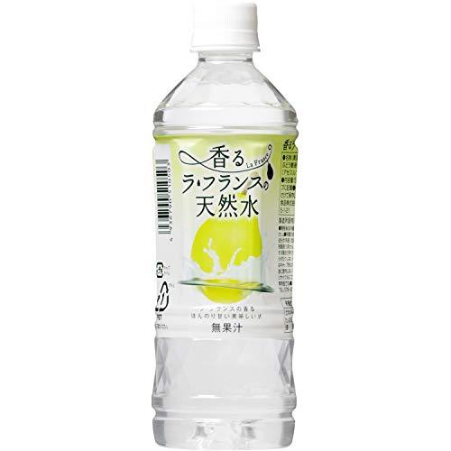 フェリーチェ 香るラ・フランスの天然水 PET 500ml ×24本 [ カロリーオフ 国内製造 ]