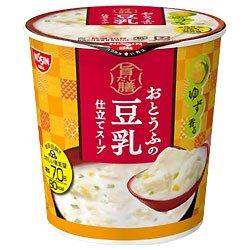 日清食品 旨だし膳 おとうふの豆乳仕立てスープ 17g×12(6×2)個入