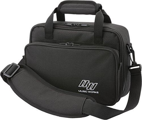 MUSIC WORKS ミュージックワークス エフェクター・ボード&ケース バッグンボード EBB1-SS/BK 持ち運びが楽なエフェクターバッグを選ぼう! オススメTOP10!