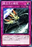 遊戯王カード 【闇次元の解放】 DE02-JP104-N ≪デュエリストエディション2≫