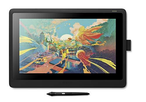 【Amazon.co.jp限定】ワコム 液タブ Wacom Cintiq 16 FHD アマゾンオリジナルデータ特典付き DTK1660K1D