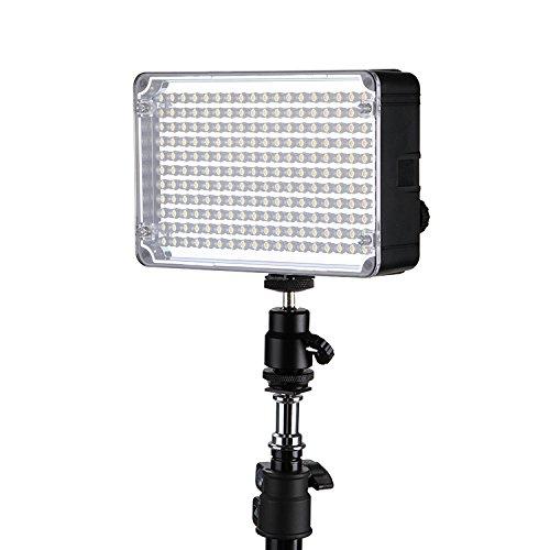 Aputure Amaran LEDライト 照明・撮影ライト 198球 LEDビデオライト (AL-H198C)