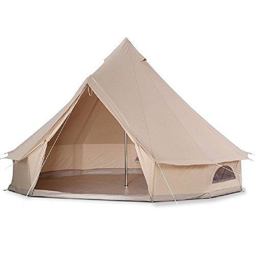 D&R Bell tent 3m ハイクオリティ 100%コットン仕様 防水 ティーピーテント グランピング