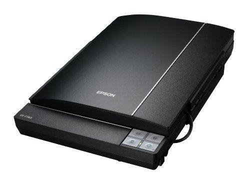 EPSON A4フラットベッドスキャナー GT-F740 4800dpi CCDセンサ フィルム対応