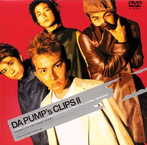 DA PUMP's CLIPS II [DVD]