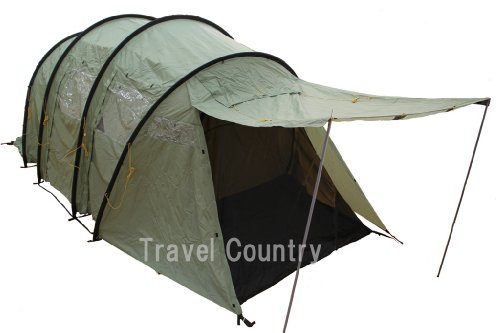 ノルディスク レイサ6 テント(Nordisk Reisa 6 Tent)【並行輸入品】