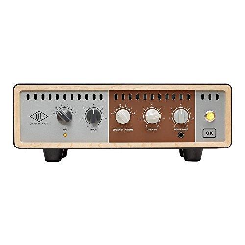 Universal Audio OX Amp Top Box リアクティブロードボックス クボナオキ さんのオススメ機材は「universal audio OX」【徹底紹介】プロの作曲家・アーティストの買ってよかったオススメ機材・プラグイン!エンジニア・DTMerは必見!【DTM・REC】