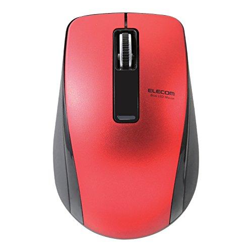 ものんくる の使うマウスはELECOM エレコム マウス レッド M-BT19BBRD エレコム マウス Bluetooth 4.0対応 省電力(電池寿命:約1.3年) 3ボタン BlueLED レッド M-BT19BBRD 【徹底解説】音楽のプロが使用するマウス特集!ミュージシャン、作曲家、エンジニアが使用するDTMや作曲・編曲にオススメのマウス・トラックボールの紹介!