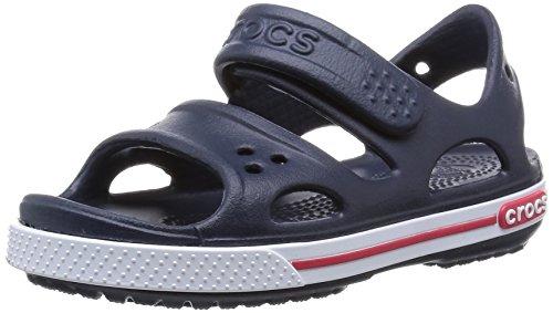 [クロックス] Crocs Crocband 2.0 Sandal Ps 14854 navy/white (navy/white/C10)