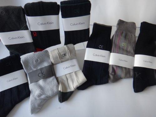 カルバンクラインの靴下は男性がプレゼントされて嬉しい靴下