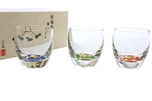 お酒を美味しくする日本酒グラス
