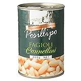 ポジリポ カンネッリーニ(白いんげん豆)水煮 / 400g TOMIZ/cuoca(富澤商店)