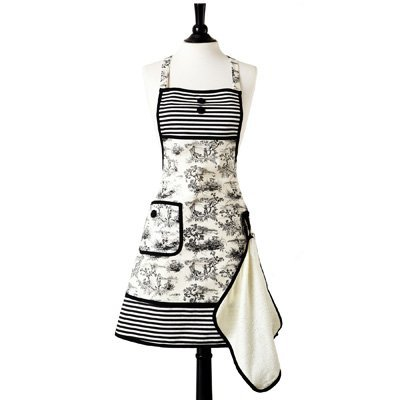 ジェシースティールのエプロンは40代の女性に人気のデザイン