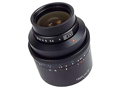 【復刻版】Meyer optik Gorlitz Trioplan35+ 35mm/f2.8【新古】