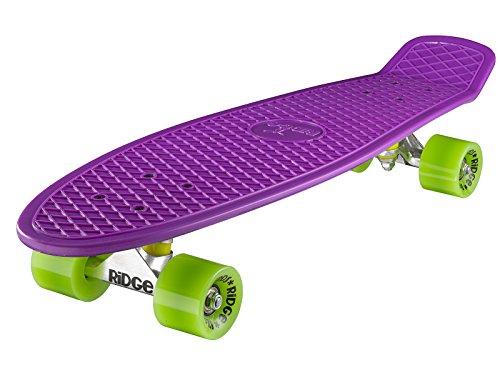 (リッジ・スケートボード) RiDGE Skateboards 製 Complete 69cm Big Brother 27インチ ミニクルーザーボード【並行輸入品】