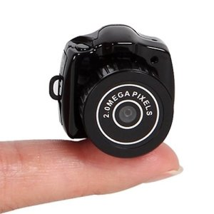 ?Happy Life Co.,ltd?600万画素 超小型高性能 一眼レフ型カメラ 軽量ミニカメラ DVビデオ 一体型ビデオカメラ 超小型高性能カメラ 【Y2000】 KA8103497265