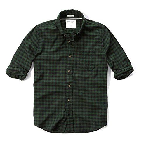 アバクロのシャツをお父さんにプレゼント