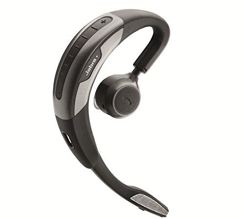 Jabra MOTION USB ブラック ワイヤレス Bluetooth イヤホン ヘッドセット モノラル 風切り音軽減機能 【日本正規代理店品】