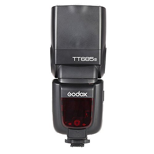Godox TT685S スピードライトTTL マスター スレーブ 2.4G ワイヤレス 伝送 Sony A77II A7RII A7R A58 A99 ILCE6000L ILDC カメラ用 並行輸入品
