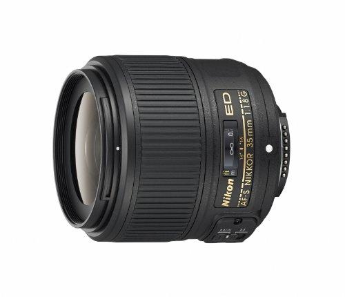 Nikon 単焦点レンズ AF-S NIKKOR 35mm f/1.8G ED フルサイズ対応