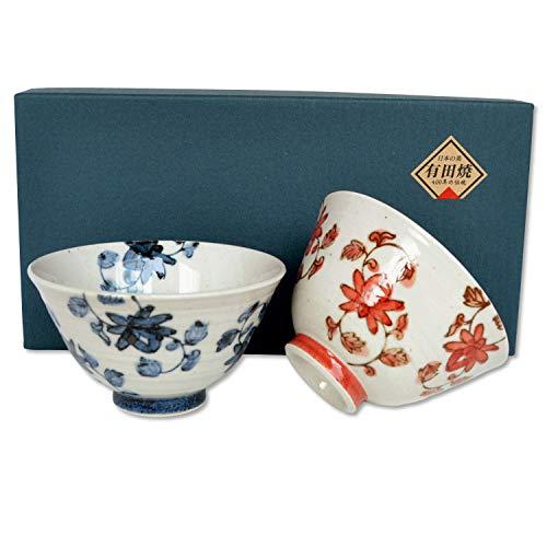 職人の手で作られた夫婦茶碗を結婚祝いにプレゼント