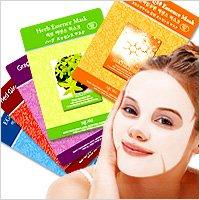 シートマスクパック(100枚)は母親世代に人気の高いプレゼント