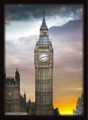 ブロッコリーハイブリッドスリーブ 「残照の時計塔」