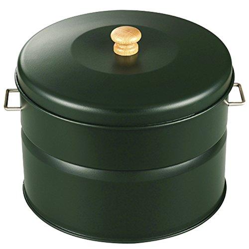 ホンマ製作所 (サンフィールド/SunField) キッチン スモークキュート (燻製レシピ/スモークチップ付き) グリーン IH-240P