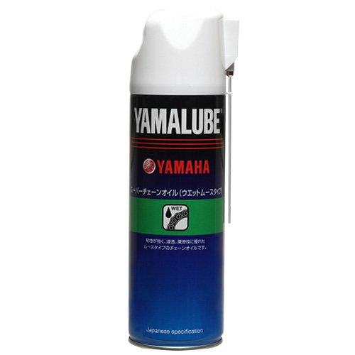 ヤマハ(YAMAHA) ヤマルーブ スーパーチェーンオイル (ウェットムースタイプ) 500ml 90793-40072