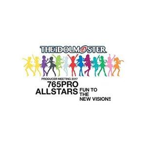 【Amazon.co.jp限定】 THE IDOLM@STER PRODUCER MEETING 2017 765PRO ALLSTARS -Fun to the new vision!!- Event Blu-ray PERFECT BOX (765プロ ロゴ使用スタッフ風Tシャツ&2Lブロマイド)