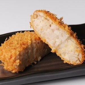 蓮根コロッケ 3個×10セット 小田商店 栽培からこだわったレンコンをすりおろしてコロッケにした逸品 もちもちクリーミーな食感は一度食べたらやみつき お弁当にもどうぞ